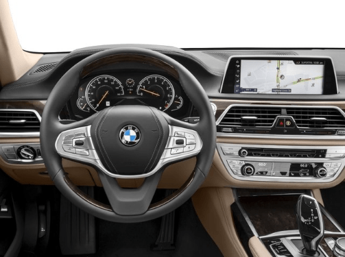 BMW 7 Series Interior and Redesign