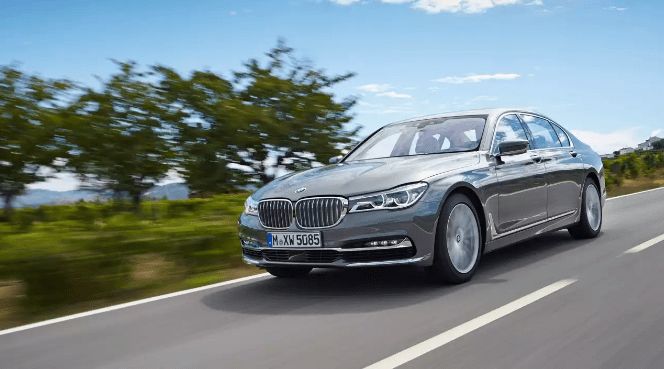 BMW 7 Series Owners Manual and Concept