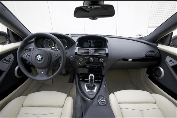 2007 BMW 6 Series Interior and Redesign
