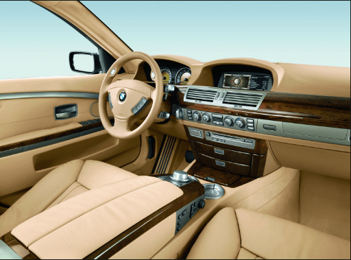 2007 BMW 7 Series Interior and Redesign