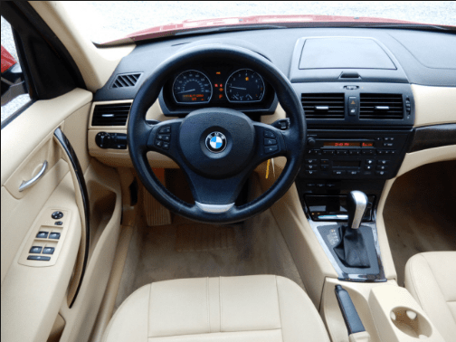 2008 BMW X3 Interior and Redesign