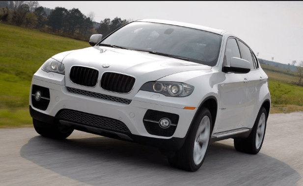 2008 BMW X6 Owners Manual and Concept