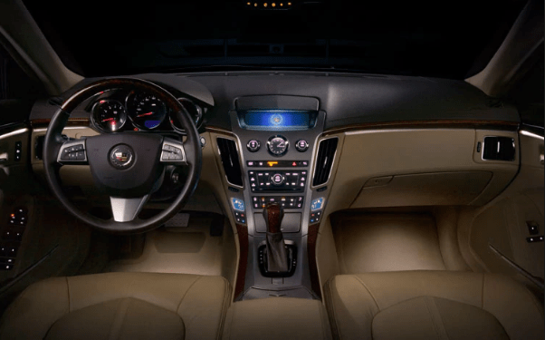 2009 Cadillac CTS Interior and Redesign