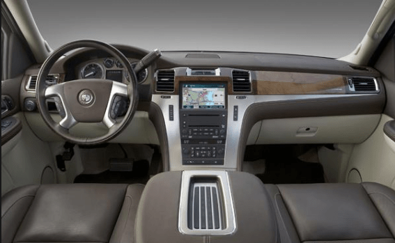 2009 Cadillac Escalade Hybrid Interior and Redesign