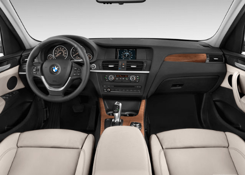 2012 BMW X3 Interior and Redesign