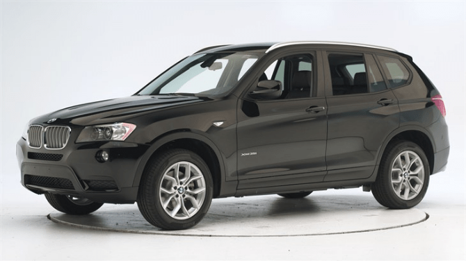 2012 BMW X3 Owners Manual and Concept