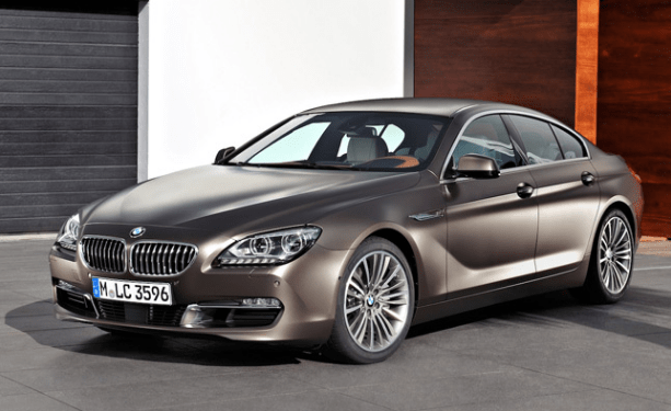 2013 BMW 6 Series Gran Coupe Owners Manual and Concept