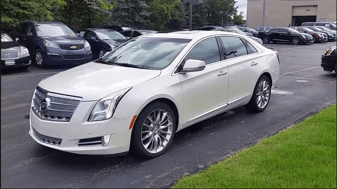 2013 Cadillac XTS Owners Manual and Concept