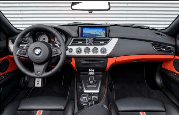 2014 BMW Z4 Interior and Redesign