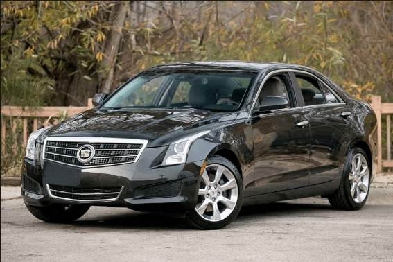 2014 Cadillac ATS Owners Manual and Concept