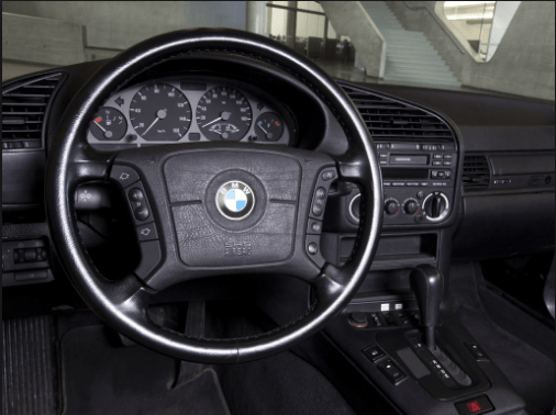 1995 BMW 3 Series Interior and Redesign