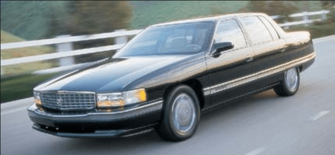 1996 Cadillac DeVille Owners Manual and Concept