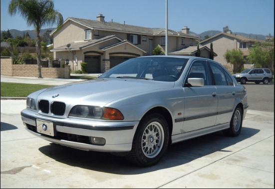 1997 BMW 5 Series Owners Manual and Concept
