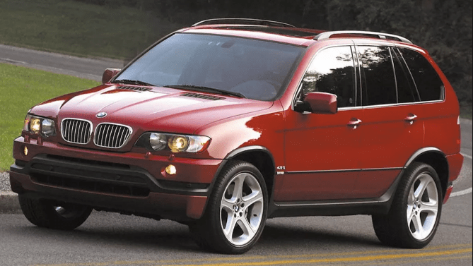 2000 BMW X5 Owners Manual and Concept