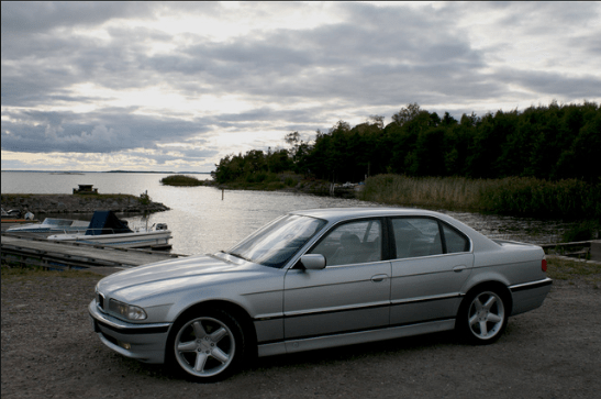 2001 BMW 7 Series Owners Manual and Concept