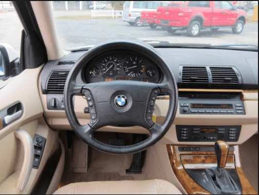2001 BMW X5 Interior and Redesign