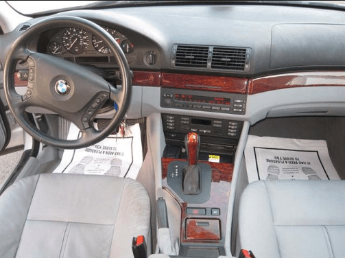 2002 BMW 5 Series Interior and Redesign