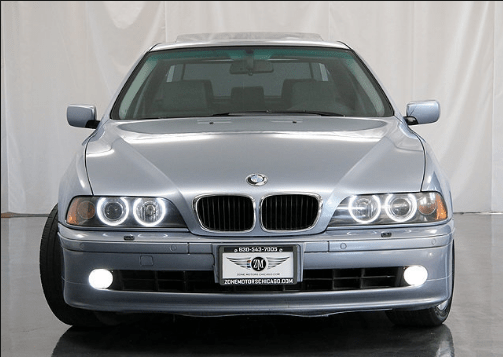 2002 BMW 5 Series Owners Manual and Concept