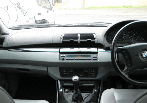 2002 BMW X5 Interior and Redesign