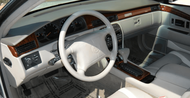 2002 Cadillac Eldorado Interior and Redesign