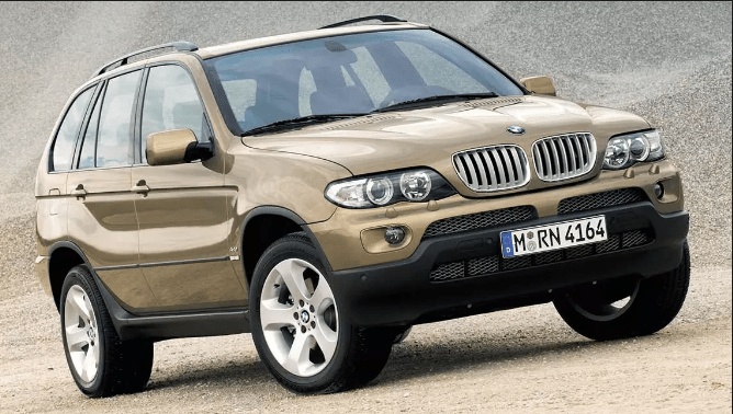 2003 BMW X5 Owners Manual and Concept