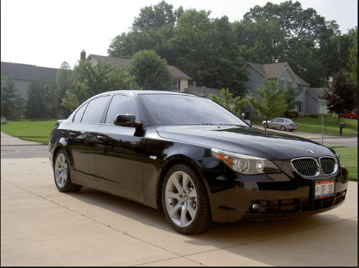 2004 BMW 5 Series Owners Manual and Concept