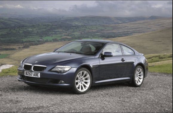 2004 BMW 6 Series Owners Manual and Concept