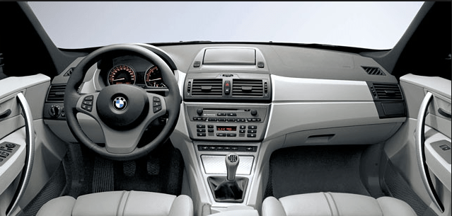 2004 BMW X3 Interior and Redesign