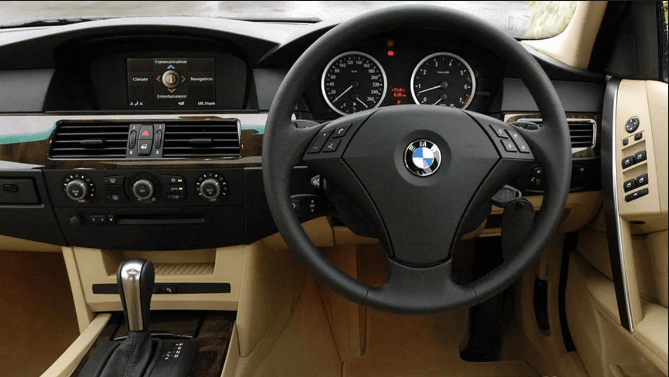 2005 BMW 5 Series Interior and Redesign