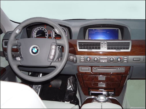 2005 BMW 7 Series Interior and Redesign