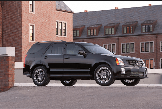 2005 Cadillac SRX Owners Manual and Concept