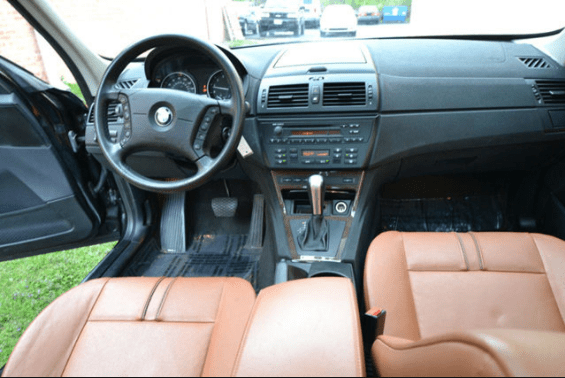 2006 BMW X3 Interior and Redesign