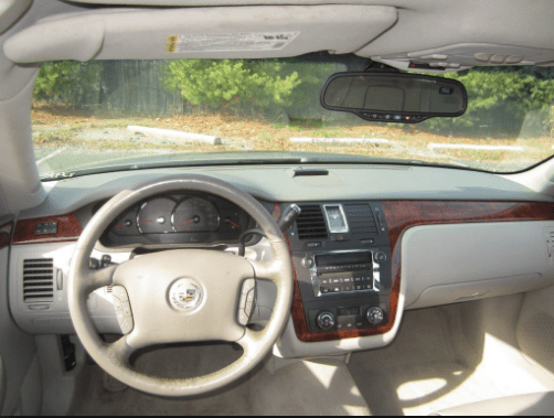 2006 Cadillac DTS Interior and Redesign