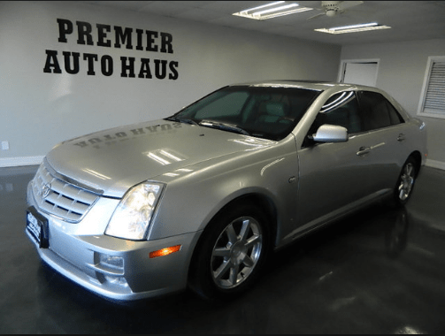2006 Cadillac STS Owners Manual and Concept