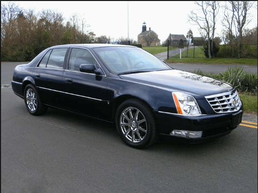 2007 Cadillac DTS Owners Manual and Concept