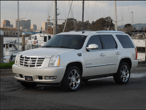 2007 Cadillac Escalade Owners Manual and Concept