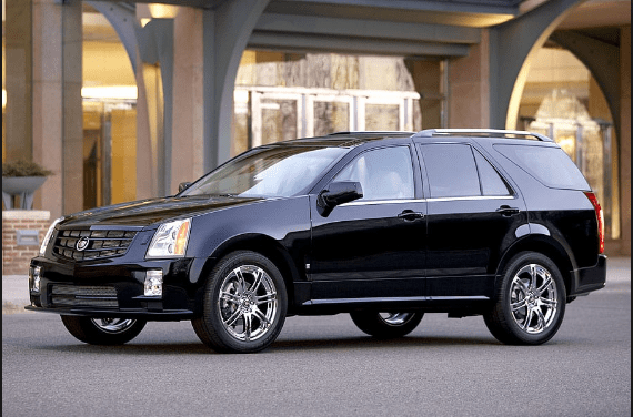 2007 Cadillac SRX Owners Manual and Concept