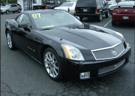 2007 Cadillac XLR Owners Manual and Concept