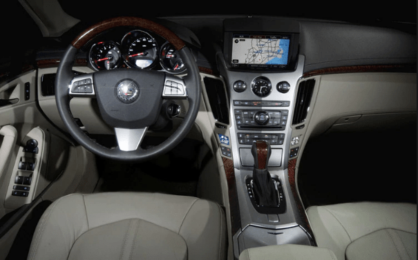 2008 Cadillac CTS Interior and Redesign