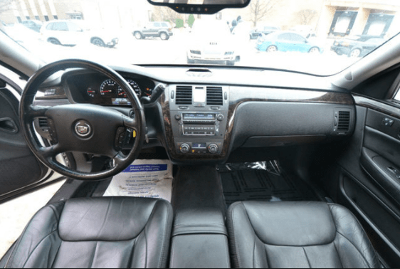 2008 Cadillac DTS Interior and Redesign