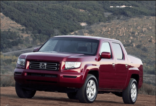 2009 Honda Ridgeline Owners Manual and Concept