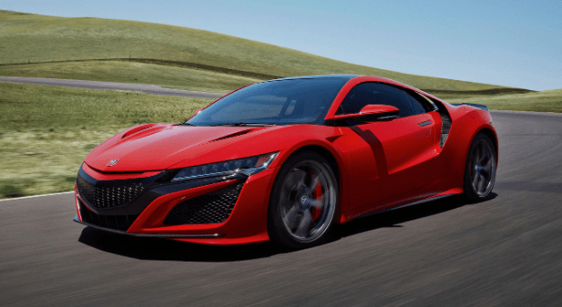 2019 Acura NSX Owners Manual