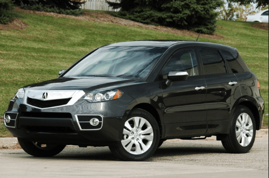 2011 Acura RDX Owners Manual