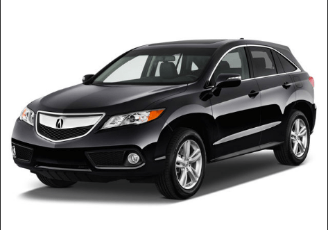 2013 Acura RDX Owners Manual