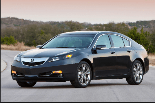 2013 Acura TL Owners Manual