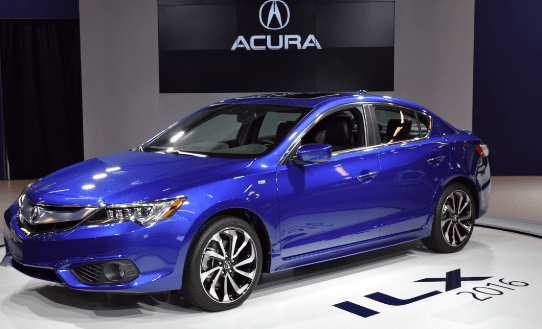 2016 Acura ILX Owners Manual