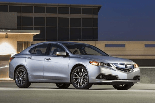 2016 Acura TLX Owners Manual