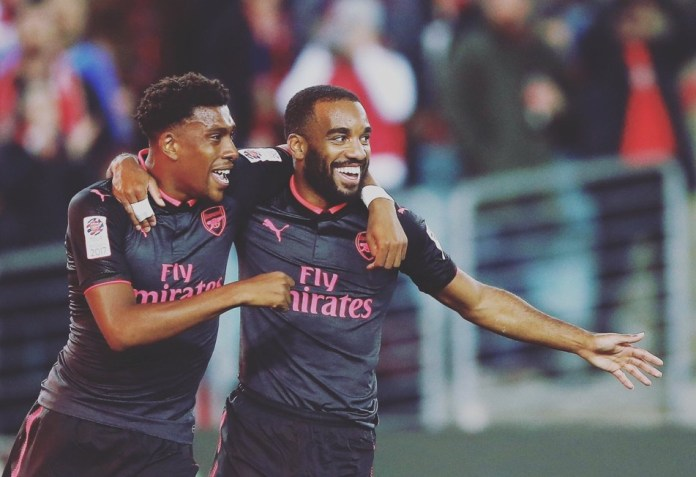 Lacazette Will Score Goals For Arsenal – Iwobi Predicts