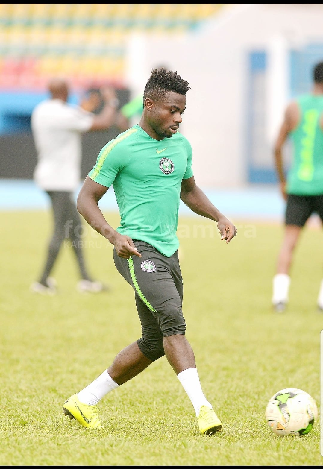df28cb461ca Moses Simon Holds The Key To Super Eagles Tactical Flexibility At AFCON 2019