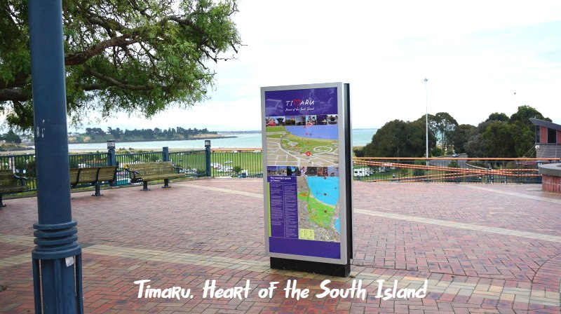 timaru heart of the south island